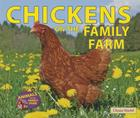 Chickens on the Family Farm (Animals on the Family Farm) Cover Image