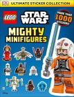 Ultimate Sticker Collection: LEGO Star Wars: Mighty Minifigures Cover Image