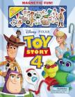 Disney/Pixar Toy Story 4 Magnetic Fun! (Magnetic Hardcover) Cover Image