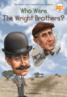 Who Were the Wright Brothers? Cover Image