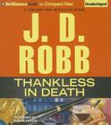 Thankless in Death Cover Image