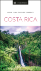 DK Eyewitness Travel Guide Costa Rica Cover Image