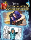 Descendants 3 Coloring Book: Unofficial Descendants 2019 Movie Coloring Book with Premium Images For Cool Entertainment Cover Image