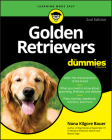Golden Retrievers for Dummies Cover Image