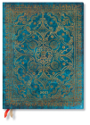 Paperblanks 2021 Azure Ultra 12-Month-Flexis Cover Image