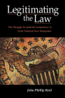 Legitimating the Law: The Struggle for Judicial Competency in Early National New Hampshire Cover Image
