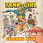 Tank Girl Coloring Book Cover Image