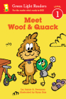 Meet Woof and Quack (reader) (Green Light Readers Level 1) Cover Image