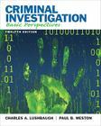 Criminal Investigation: Basic Perspectives Cover Image