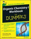 Organic Chemistry I Workbook for Dummies Cover Image