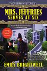 Mrs. Jeffries Serves at Six (Victorian Mystery #6) Cover Image