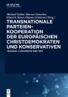 Transnationale Parteienkooperation Der Europäischen Christdemokraten Und Konservativen: Dokumente 1965-1979 Cover Image