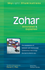 Zohar: Annotated & Explained (SkyLight Illuminations) Cover Image