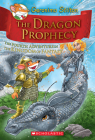 Geronimo Stilton and the Kingdom of Fantasy #4: The Dragon Prophecy Cover Image