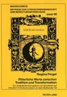 Ritterliche Werte Zwischen Tradition Und Transformation: Zur Veraenderten Konzeption Von Artusheld Und Artushof in Strickers Daniel Von Dem Bluehenden (Mikrokosmos #40) Cover Image