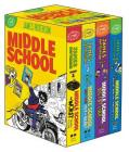 Middle School Box Set Cover Image