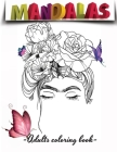 Butterfly Coloring Book For Adults: Butterfly Adult Coloring Book Beautiful Garden: Over 100 Pages Butterflies Garden, Flowers, Patterns, Fun and Stre Cover Image