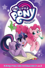 My Little Pony: The Manga - A Day in the Life of Equestria Vol. 1 Cover Image