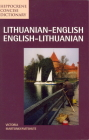 Lithuanian-English/English-Lithuanian Concise Dictionary (Hippocrene Concise Dictionary) Cover Image