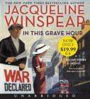 In This Grave Hour Low Price CD: A Maisie Dobbs Novel Cover Image