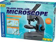 Tkx400i Dual-Led Microscope [With Battery] Cover Image