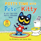 Pete the Kitty's Potty Dance (Pete the Cat) Cover Image