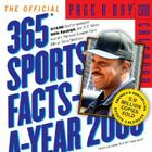 The Official 365 Sports Facts-A-Year Calendar 2008 Cover Image