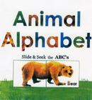 Animal Alphabet: Slide & Seek the ABC's Cover Image