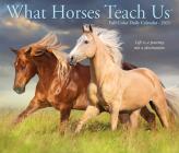 What Horses Teach Us 2021 Box Calendar Cover Image
