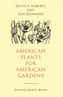 American Plants for American Gardens Cover Image
