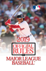 2019 Official Rules of Major League Baseball Cover Image