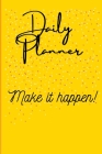 Daily Planner: Plan your day easily Cover Image