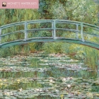 Monet's Waterlilies Wall Calendar 2021 (Art Calendar) Cover Image