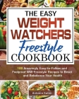 The Easy Weight Watchers Freestyle Cookbook Cover Image