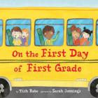 On the First Day of First Grade Cover Image