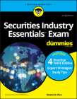 Securities Industry Essentials Exam for Dummies with Online Practice Tests Cover Image