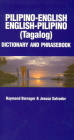Pilipino-English/English-Pilipino Dictionary & Phrasebook (Hippocrene Concise Dictionary) Cover Image