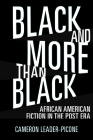 Black and More Than Black: African American Fiction in the Post Era Cover Image