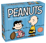 Peanuts 2021 Day-to-Day Calendar Cover Image