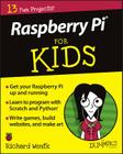 Raspberry Pi for Kids for Dummies Cover Image