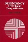 Dependency Syntax: Theory and Practice Cover Image