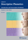 Calvert's Descriptive Phonetics: Introduction and Transcription Workbook Cover Image