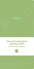 Church Pocket Book and Diary 2021: Green Earth Cover Image