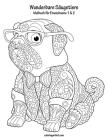 Wunderbare Säugetiere Malbuch für Erwachsene 1 & 2 Cover Image