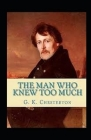 The Man Who Knew Too Much Illustrated Cover Image