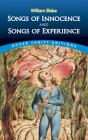 Songs of Innocence and Songs of Experience (Dover Thrift Editions) Cover Image
