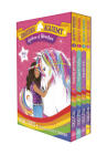 Unicorn Academy: Rainbow of Adventure Boxed Set (Books 1-4) Cover Image