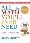 All the Math You'll Ever Need: A Self-Teaching Guide (Wiley Self-Teaching Guides #148) Cover Image