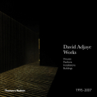 David Adjaye - Works 1995-2007: Houses, Pavilions, Installations, Buildings Cover Image