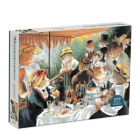 Luncheon of the Boating Party Meowsterpiece of Western Art 1000 Piece Puzzle Cover Image